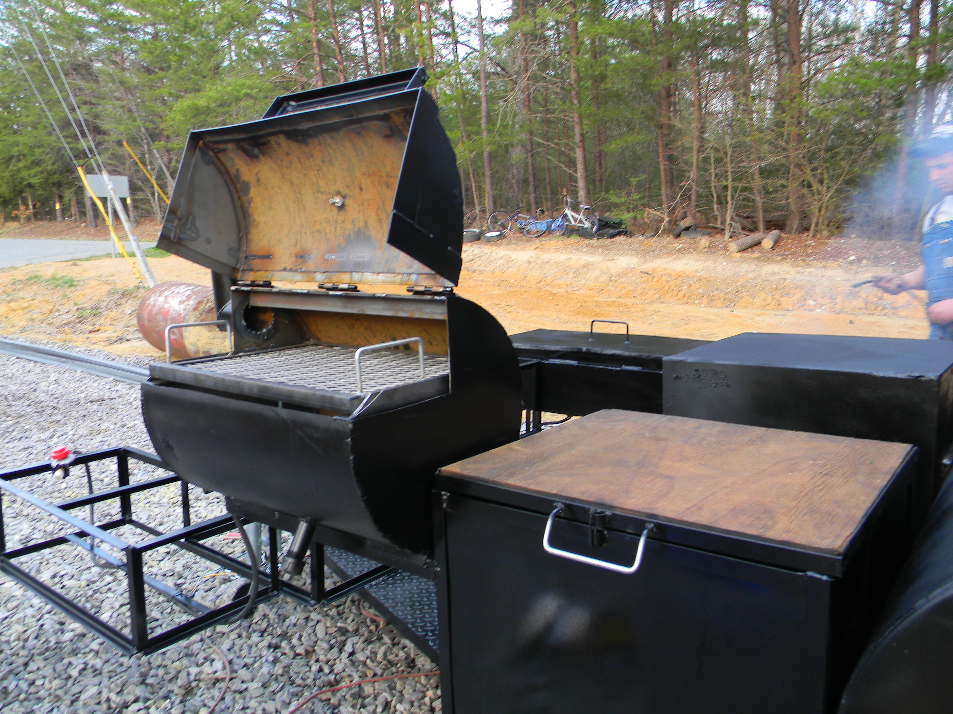 cheap bbq smokers for sale