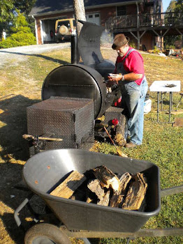 customer bbq smoker